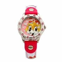 Đồng hồ trẻ em dây da cao cấp GE116