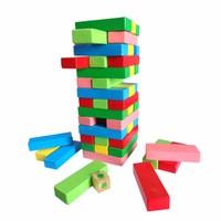 Bộ đồ chơi bằng gỗ rút gỗ màu sắc DC14
