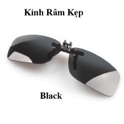 Kính mát Kẹp vào kính cận