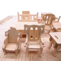 Bộ đồ chơi ghép hình bằng gỗ cho bé SP619