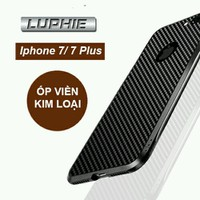 Ốp viền kim loại iphone 7- 7 Plus
