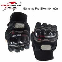 Găng tay Pro-Biker hở ngón