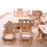Bộ đồ chơi ghép hình bằng gỗ cho bé NC619