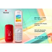 Điện thoại Nắp Gập Masstel F5