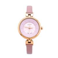 Đồng hồ nữ Hàn Quốc dây da JU1068