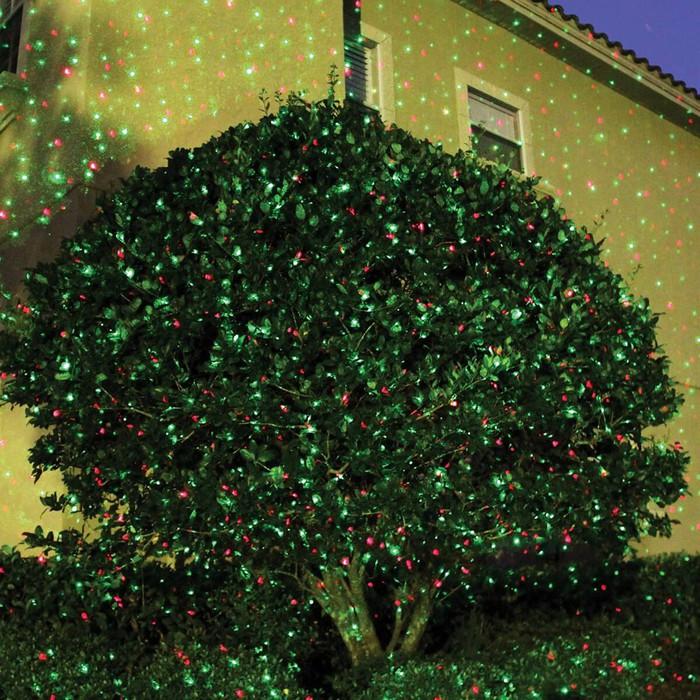 Đèn trang trí Laser STAR SHOWER 5