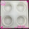Khuôn nhựa làm bánh trung thu - rau cau - mẫu Nobita - Doremon - YT085