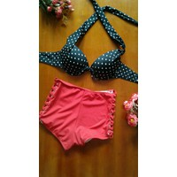 bikini cạp cao xinh xinh