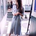Đầm vạt dài maxi kiểu somi cực đẹp Lotie Dress
