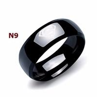 Nhẫn đen không gỉ