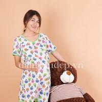 Váy cho con bú - Váy cừu - VT60180