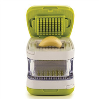 Dụng cụ dập hành, tỏi Garlic Cube siêu tiện dụng cho cả gia đình