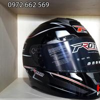 Nón bảo hiểm moto Proto hàng Thái Lan chất lượng