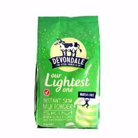 Sữa Devondale Tách Kem Úc 1kg, Sữa Tươi Dạng Bột Của Úc