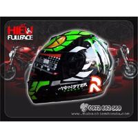 Nón bảo hiểm trùm đầu malushun thích hợp xe máy và moto pkl