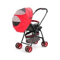 Xe đẩy trẻ em Aprica FLYLE ruby RD 92965 đỏ