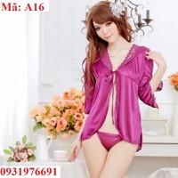 Bộ áo ngủ sexy Han Quoc - A16