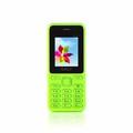 Điện thoại pin bền giá rẻ Goly G116 chính hãng màu xanh lá cây