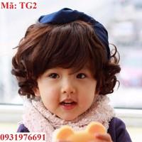 Bộ tóc giả Hàn Quốc cho bé TG2