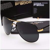 Mắt Kính Cao Cấp P8000 Gold