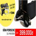 KM: Mắt kính Porsche P8503 tặng Kính Night View