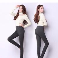 quần skinny thun lưng cao TB0251