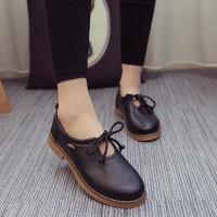 Giày Oxford nữ dây buộc thời trang - LN451