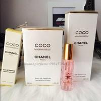 Nước hoa nữ Chanel CoCo Mademoiselle sách tay chính hãng pháp 20ml