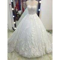áo trắng cúp chan ren đặc sắc hàng có sẵn