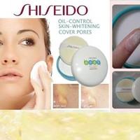Phấn phủ không chì Shiseido Baby Powder