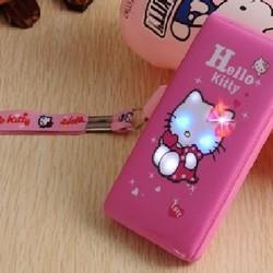 Điện thoại Hello Kitty D10 2016 đèn chớp lung linh đủ màu