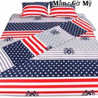 Bộ drap cờ Mỹ.