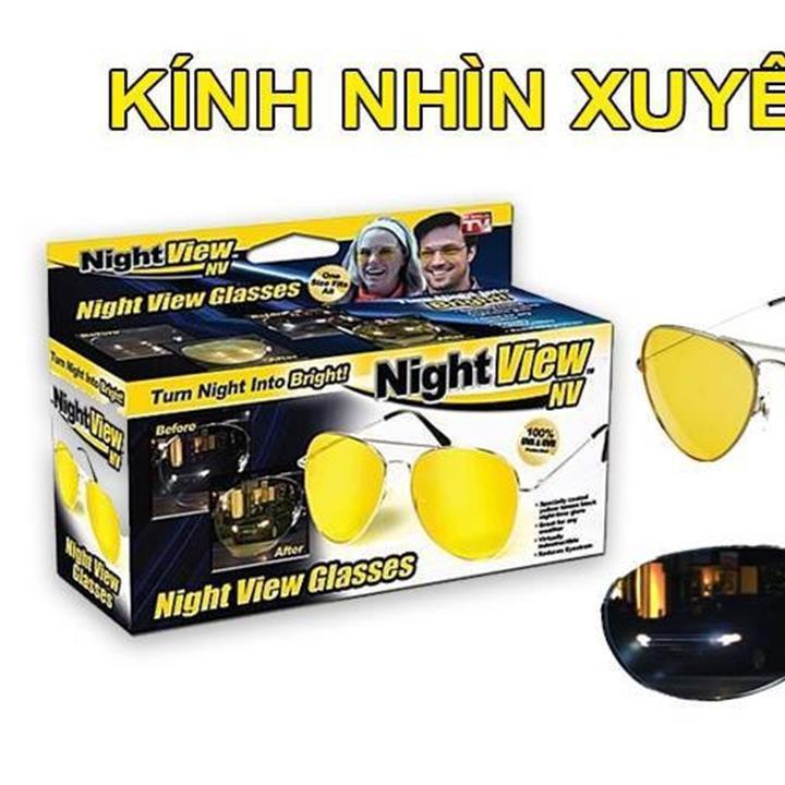 MẮT KÍNH NHÌN XUYÊN ĐÊM NIGHT VIEW GLASSES