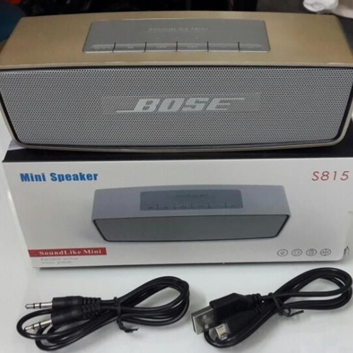 LOA BLUETOOTH BOSE S-815