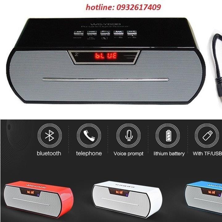 Loa Bluetooth WS-Y69B