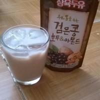 Sữa hạt óc chó hạnh nhân đậu đen Hàn Quốc