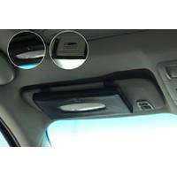Hộp khăn giấy kẹp trần xe hơi - Logo Honda