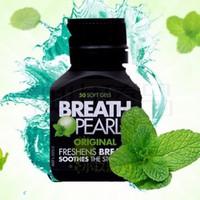 Viên uống thơm miệng Breath Pearl Úc