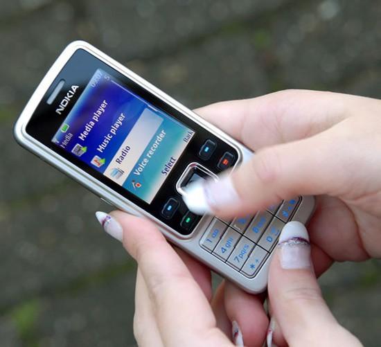 Điện thoại Nokia 6300 gold,cafe,đen chính hãng 4