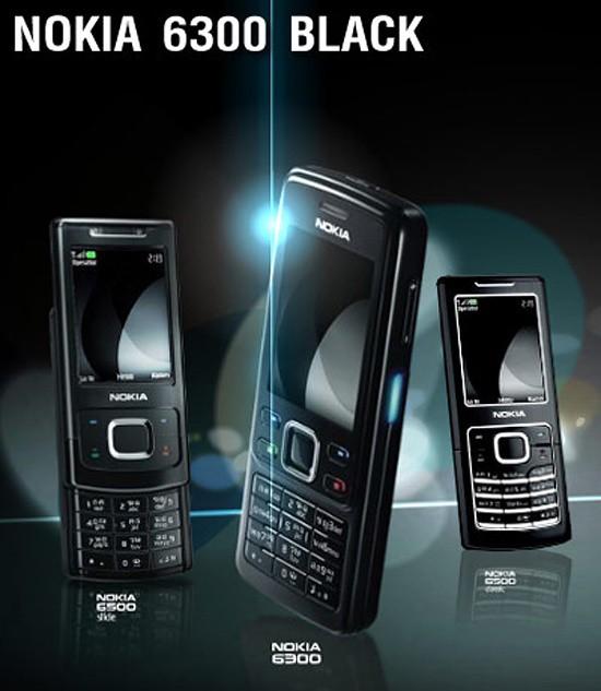 Điện thoại Nokia 6300 gold,cafe,đen chính hãng 10