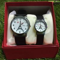 Đồng hồ đôi thời trang - 7016