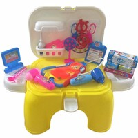 Bộ đồ chơi làm bác sĩ hình ghế độc đáo cho bé
