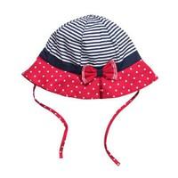 Mũ có quai đeo cho bé gái - Hãng HM - Hàng nhập Tây Ban Nha