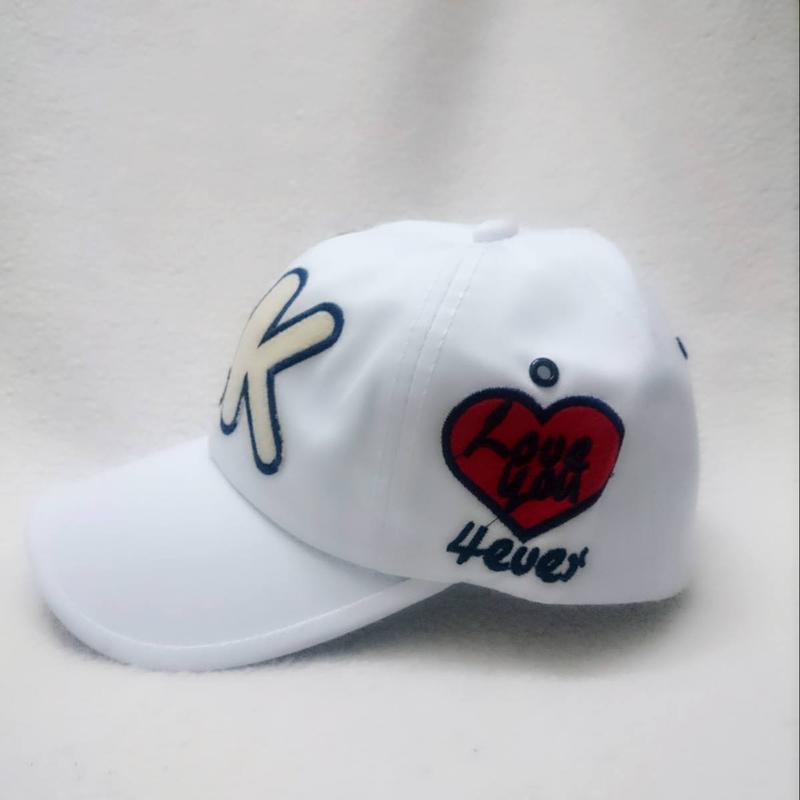 Combo nón kết cặp logo thêu vk