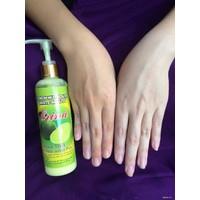 Tắm trắng da Thái Lan Erina hương chanh