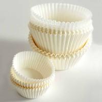 Giấy lót bánh Muffin_Cupcake màu trắng 5cm