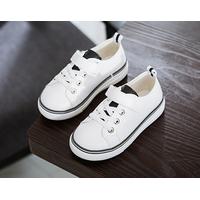 Giày slip-on cho bé trai và bé gái Z-06 viền đen