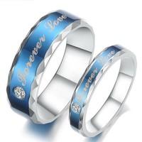 Nhẫn cặp Forever Love N89 độc đáo đã có hàng tại MUASAMHOT
