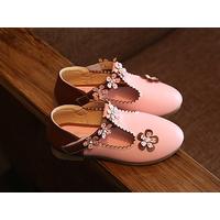 Giày công chúa model Hàn Quốc Z-28 hồng