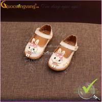 Hàng nhập – Giày búp bê bé gái 1-4 tuổi GLG014